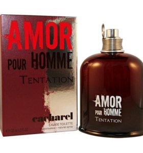 Духи Amor pour homme Tentation - Cacharel