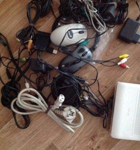 Всякие провода/зарядки