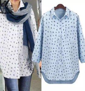 Блузка/Рубашка женская. Размер XL(48-50). Новая