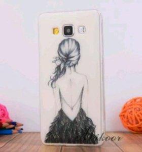 Чехол на  Samsung Galaxy A3
