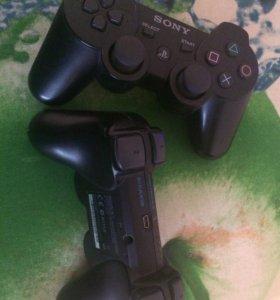 Джойстики Dualshock 3 PS3 беспроводные
