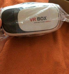 Очки виртуальной реальности(для 3D фильмов)