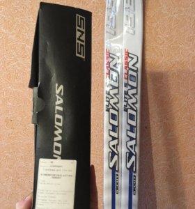 Лыжи Salomon Elite 5 classic 198