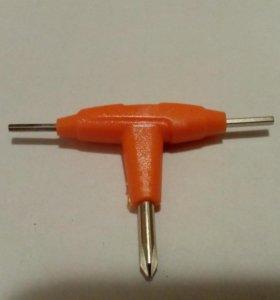 Ключ универсальный для атомайзеров.