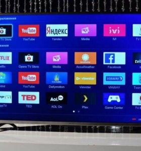 43 дюйма Smart Tv