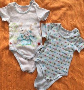 Комплект боди для малыша
