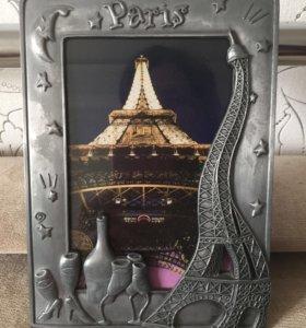 Фоторамка Paris