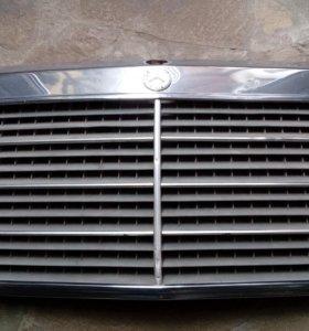 Решетка радиатора на мерседес 124 кузов универсал
