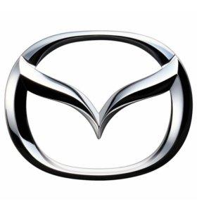 Mazda 3 (c 2011) спойлер на крышку багажника