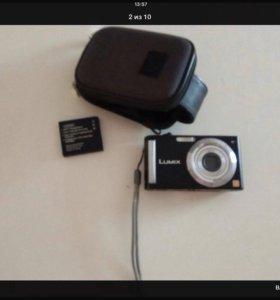 Фотоаппарат Panasonic Lumix DMC-FS3