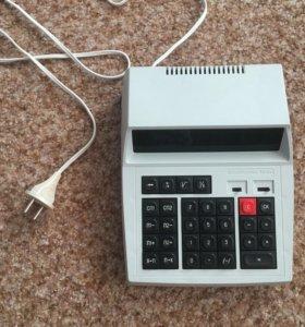 Электронный калькулятор