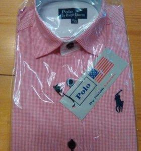 Рубашки детские новые из Америки