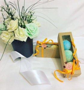 Подарочные наборы ( мыло / бомбочки ручной работы)