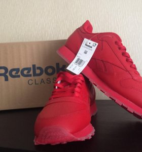 Rebook CLassic leather solids