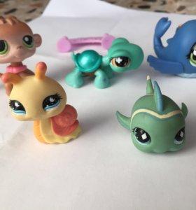 Игрушки Little Pet Shop