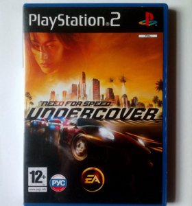 Need for Speed Undercover для PlayStation 2