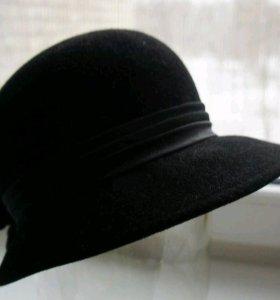 Шляпка женская демисезонная