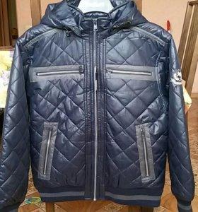 Куртка 152см новая демисезонная
