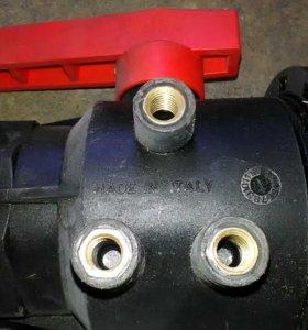 Кран водопроводный 40 производство Италия