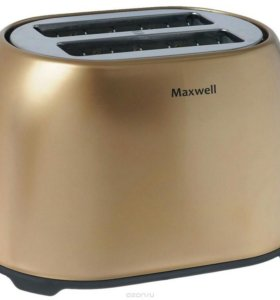 Тостер Maxwell новый