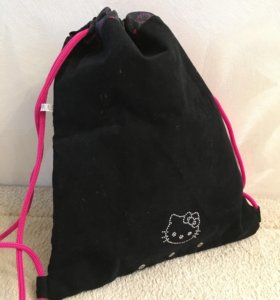 Мешок для сменки Hallo Kitty