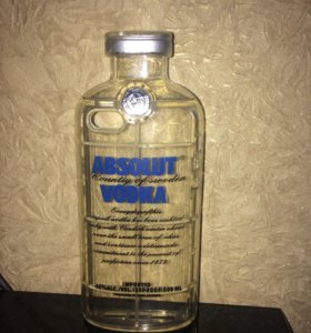 Чехол Absolute Vodka