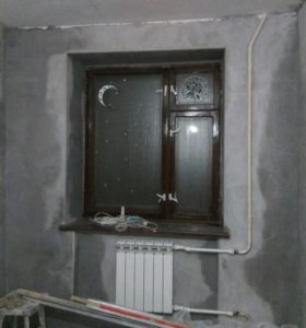 Установка корнизов для штор