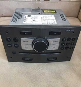 Автомагнитола CD 30 MP3 Opel Astra GTC
