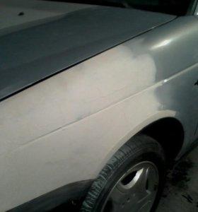 Авто покраска, рихтовка, ремонт бамперов
