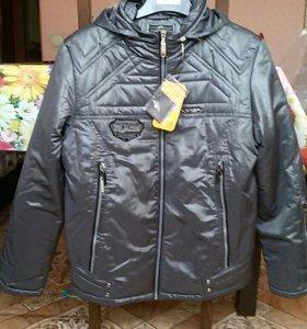 Куртка 170 см новая демисезонная