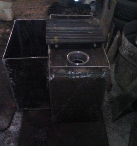 Купите Печь для бани с 10м.м железа не пожалеете п