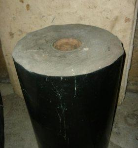 Лента изоляционная клеящая черная пвх