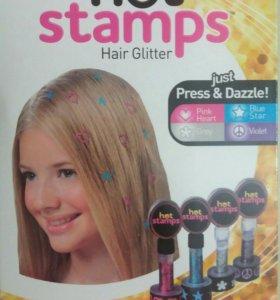 Штампы для волос