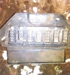 Блок предахранителей ваз 2107