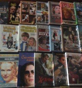 DVD коллекция фильмов