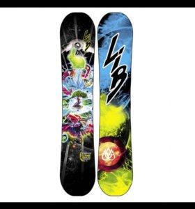 Сноуборд LIB TECH T.RIPPER C2BTX 2013