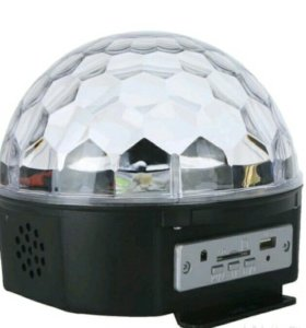LED Magic Ball Light MP-3