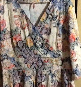 Платье 52- 54