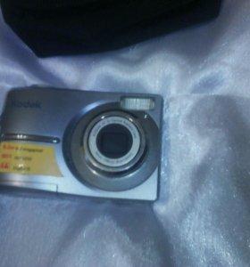 Цифровой фотоаппарат KodakEasySharC813