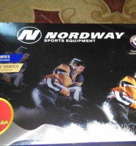 Коньки NORDWAY 43,5