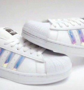 Новые кроссовки adidas Superstar. Оригинал