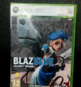Blazblue calamity trigger на Xbox360