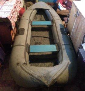 Надувная лодка Уфимка