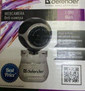 Веб камера Дефендер