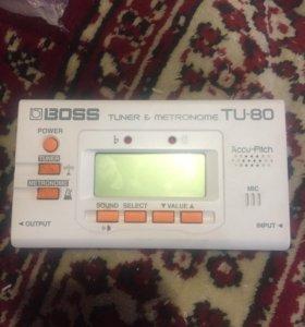 Tuner boss TU-80