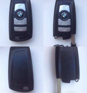 Ключи от BMW