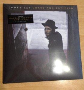 Виниловая пластинка James Bay