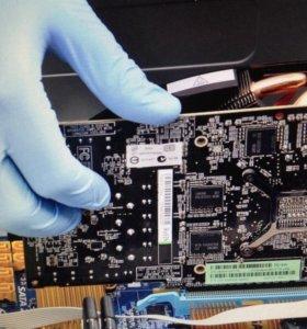 Обслуживание и ремонт компьюьеров