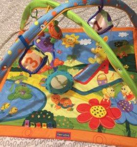 Развивающий коврик Tiny love  с игрушками