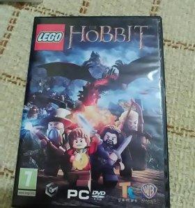Диск на компьютер Lego Hobbit